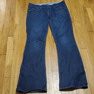 "Women's Gap perfect boot jeans size 8 regular 29"""